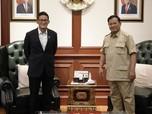 Usai Temui Susi, Sandiaga Sowan ke Prabowo, Jangan-jangan?