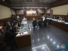 Sidang Bentjok Cs, Wah Ada Nama Pak Haji & Chief di Jiwasraya