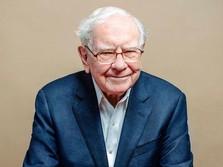 Berharta Rp 1.000 T, Terkuak Rahasia Besar Warren Buffett
