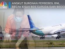 Cerita dari Beograd, Saat Pesawat Garuda Angkut Pembobol BNI