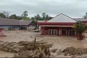 PrayforMasamba! Ini Penampakan Banjir yang Menelan Nyawa