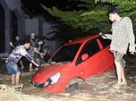 Duh! Banjir Bencana Alam Paling Mematikan di RI Selama 2020