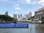 Ekonomi Singapura Resmi Resesi