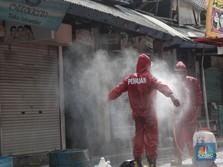 Awas! Ada Pedagang Positif Covid-19 di 43 Pasar DKI Jakarta