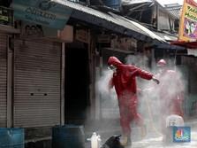 Efek PPKM Darurat Mulai Nendang, Pedagang Ngeluh Pasar Sepi!