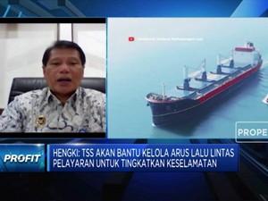 Ini Sanksi Bagi Kapal Pelanggar Aturan TSS