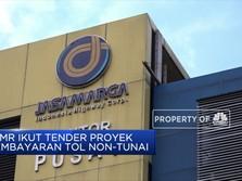 Jasa Marga Ikut Tender Proyek Pembayaran Tol Nontunai