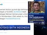 Jawab Klaim China, APPBI:Batik Terbukti Budaya Asli Indonesia