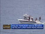 Jenazah Naya Rivera Ditemukan Mengambang di Danau