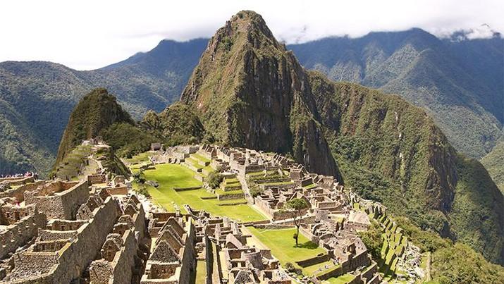 Machu Picchu. Ist