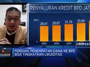Pandemi, Nilai Restrukturisasi Bank Jatim Capai Rp 3,2 T