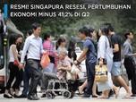 Resmi! Singapura Resesi, Ekonomi -41,2% di Q2-2020