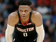 Lagi, Bintang Basket NBA Positif Covid-19