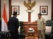 Prabowo Dapat 'Titipan' dari Sandiaga Uno, Apa Itu?