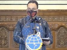 PSBB Total, Anies akan Hapus Ganjil Genap di DKI