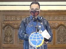 Awas Didenda Anies Rp 1 Juta, Ini Aturan Baru DKI soal Masker