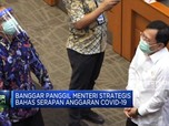 Banggar Panggil Menteri Bahas Anggaran Covid-19