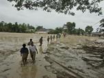 Potret Masamba yang Porak-poranda Diterjang Banjir Bandang