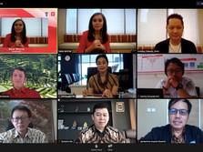 Tak Mau Ikut-Ikutan Kompetitor, LinkAja Ogah Bakar Uang