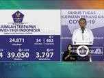 Corona RI 15 Juli, Pasien Sembuh Cetak Rekor Baru 1.414