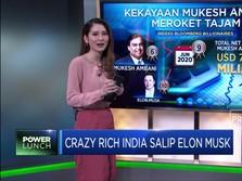Crazy Rich India Salip Elon Musk