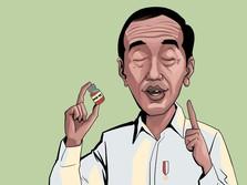 Eureka! Jokowi: Produksi Vaksin Corona Dimulai Awal 2021