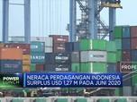 Kabar Baik, Neraca Dagang Surplus USD 1,27 M pada Juni 2020