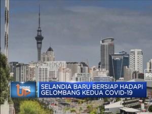 Selandia Baru Bersiap Hadapi Gelombang Kedua Covid-19