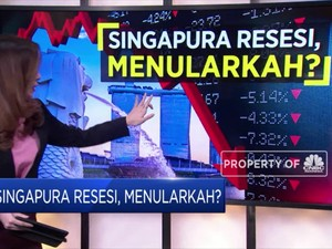 Singapura Resesi, Menularkah?