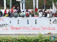 RUU Omnibus Law Ciptaker Dikebut, Selesai Sebelum HUT RI
