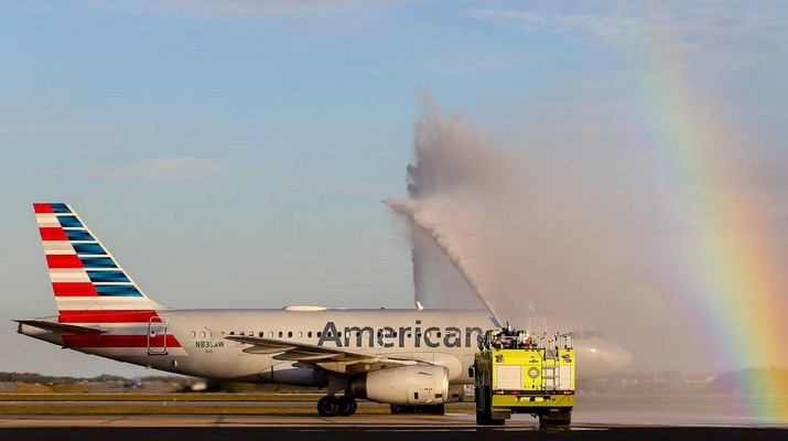 American Airlines. Ist