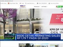 BSDE Cetak Marketing Sales Rp 1,79 T pada Q1-2020