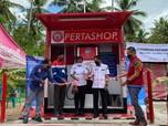 Pertashop Pertama di Sulawesi Resmi Mulai Beroperasi