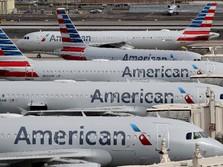 Sedih, American Airlines PHK 25.000 Karyawan