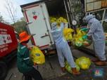 Bukan Cuma Covid-19, Jakarta Dihantui 'Ledakan' Limbah APD