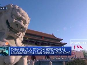 Ini Sanksi Balasan China ke AS
