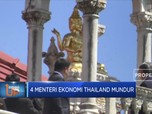 Menteri Ekonomi Thailand Mundur
