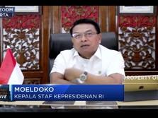 Moeldoko: OJK Tidak Masuk Rencana Pembubaran Lembaga Negara