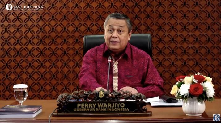 Perry Warjiyo, Bank Indonensia. Ist