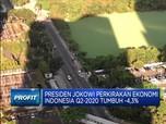 Jokowi Perkirakan Ekonomi Indonesia Q2-2020 Tumbuh di -4,3%