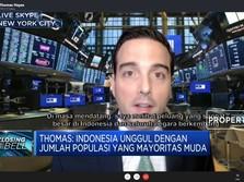 Thomas Hayes: Perbaikan Data Ekonomi, Cermin Optimisme Pasar