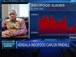 Akuisisi Pinehill Terkendala, Begini Efeknya Bagi Indofood