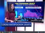 Corona Hantam Ekonomi Jakarta