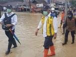 Konkret! Brantas Abipraya Tanggap Bencana Banjir Masamba