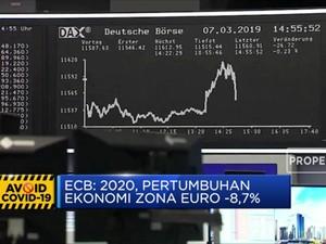ECB akan Tahan Suku Bunga 0%