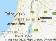 Mengapa Palestina Hilang dari Maps? Ini Penjelasan Google