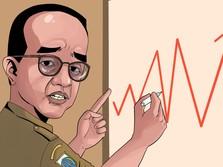 Dear Pak Anies, Kasus Covid-19 DKI Tembus 110.000 Pasien Loh