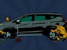 Tiba-Tiba Honda-Mitsubishi Tarik Mobil Kala Pandemi Corona