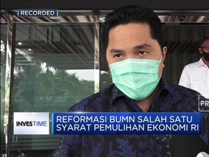 Jalan Terjal Reformasi BUMN