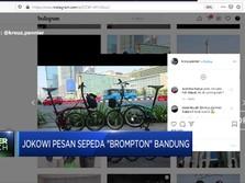 Jokowi Pesan Sepeda Lokal Hingga Real Madrid Juara La Liga